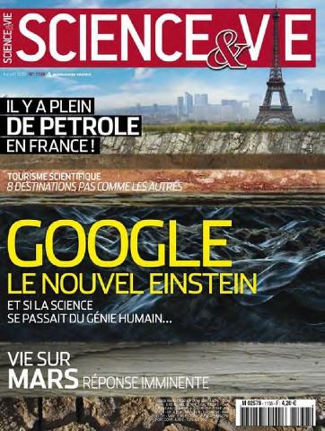 Science et Vie 1138 - Google, le nouvel Einstein