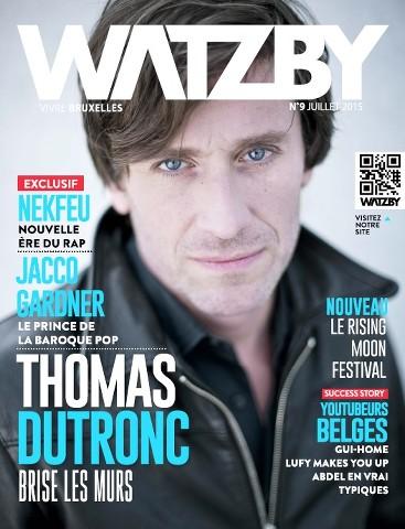 Watzby Vivre Bruxelles - Juillet-Août 2015