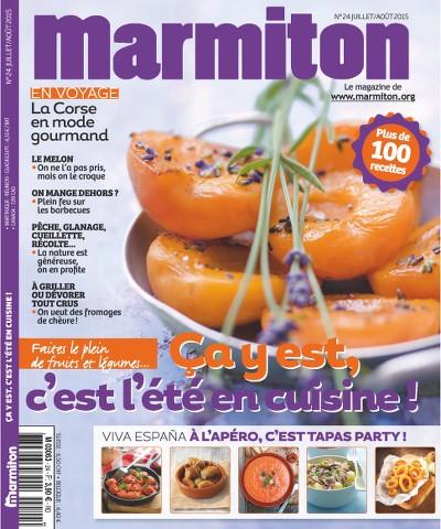 Marmiton 24 - Juillet-Aout 2015