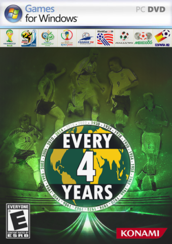 Download EVERY 4 YEARS! World Cup History Patch 2014-1982