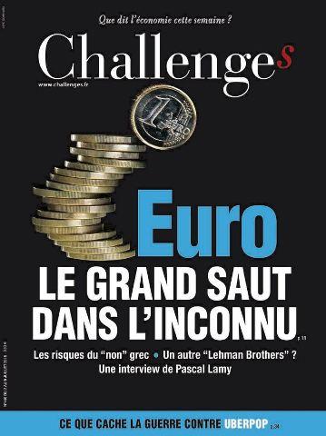 Challenges 440 - 2 au 8 Juillet 2015