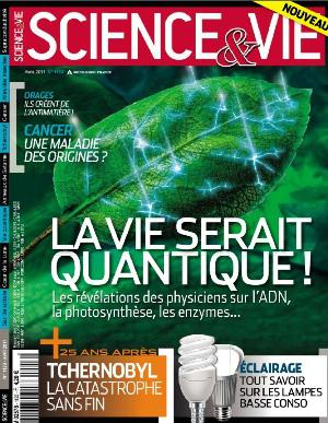 Science et Vie 1123 - Avril 2011