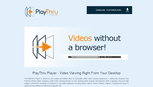 PlayThru Player