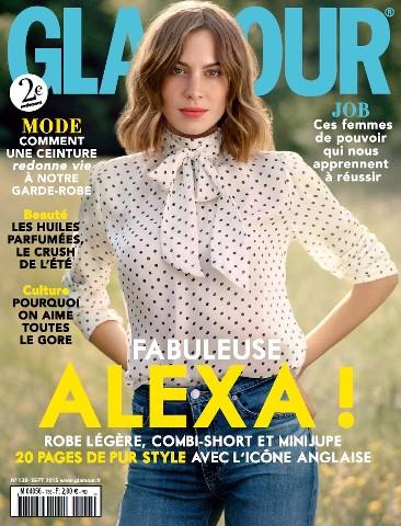Glamour France - Septembre 2015