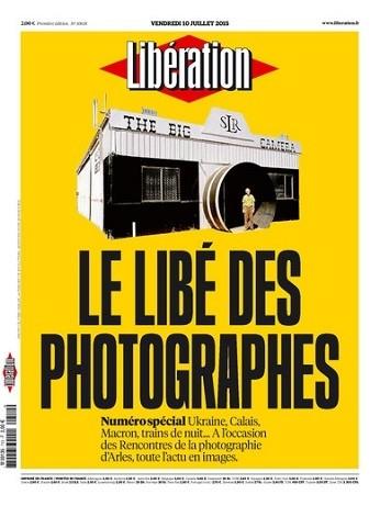 Liberation Du Vendredi 10 Juillet 2015