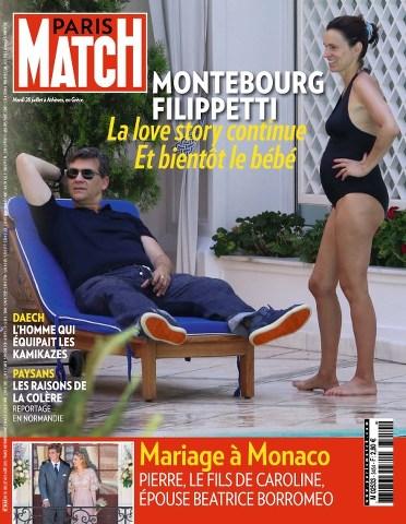 Paris Match 3454 - 30 Juillet au 5 Août 2015