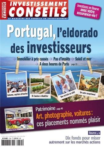 Investissement Conseils 782 - Juillet / Aout 2015