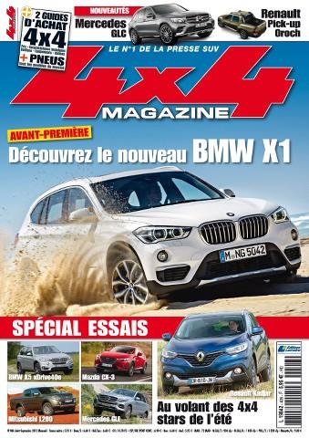 4x4 Magazine 406 - Aout-Septembre 2015