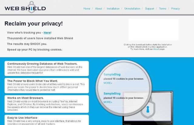 Web Shield 2.7.68