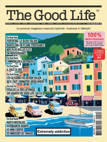 The Good Life 19 - Juillet-Septembre 2015