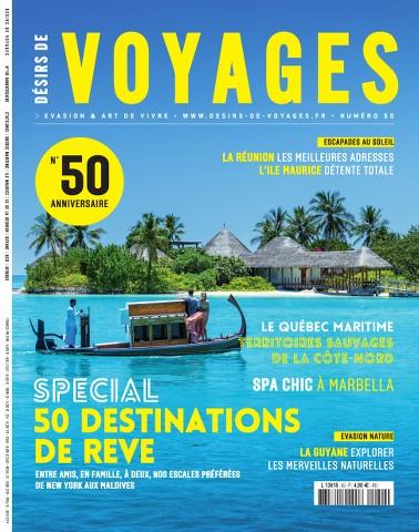 Désirs de Voyages 50 - Anniversaire 2015