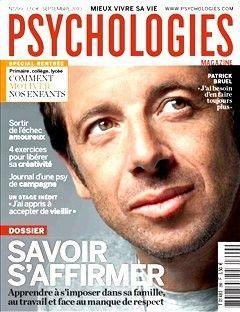 Psychologies Magazine 299 - savoir s'affirmer