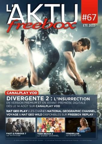 L'Aktu FreeBox - Ete 2015