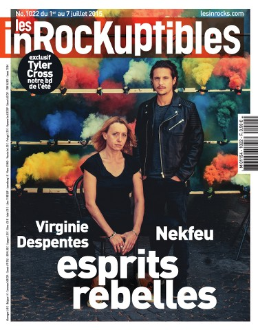 Les Inrockuptibles 1022 du 1 au 7 Juillet 2015