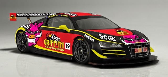 audi sport GT championship Austrailia  Beechwood homes  n7thGear motorsport news sim racing news autosport news