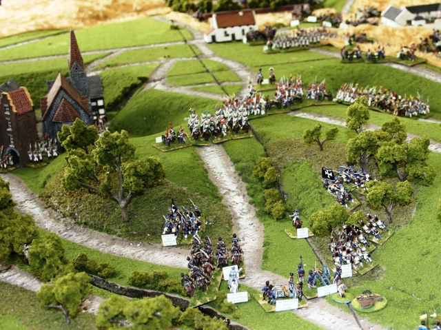 Tmp waterloo 200th anniversary game at wasp topic for Domon waterloo