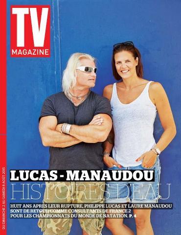 TV Magazine - 2 au 8 Août 2015