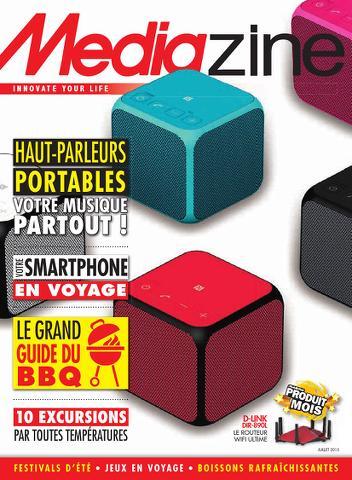 Mediazine - Juillet 2015