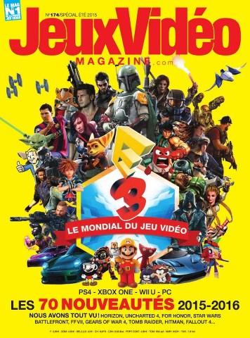 Jeux Vidéo magazine 174 - Special Ete 2015