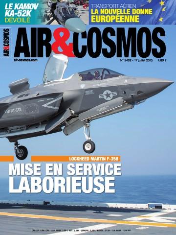 Air & Cosmos 2462 - 17 au 23 Juillet 2015