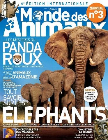 Le Monde Des Animaux - Août-Septembre 2015