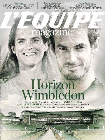L'equipe Magazine 1719 - 27 Juin 2015