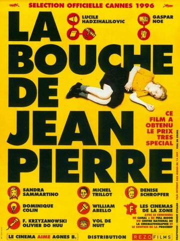 0xHhr2 Lucile Hadzihalilovic   La bouche de Jean Pierre aka Parental Guidance (1996)