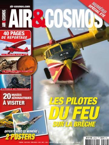 Air & Cosmos 2464 - 31 Juillet au 6 Août 2015