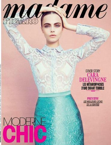 Madame Figaro - 31 Juillet 2015