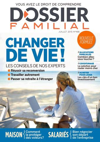 Dossier Familial 486 - Juillet 2015