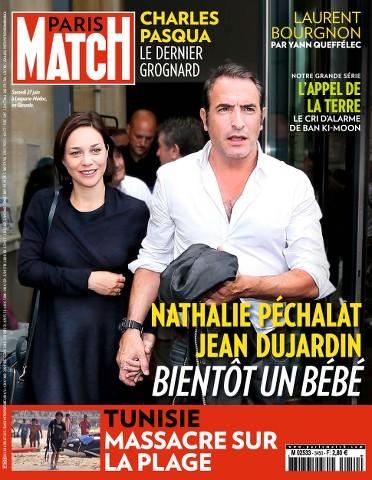 Paris Match 3450 - 2 au 8 Juillet 2015