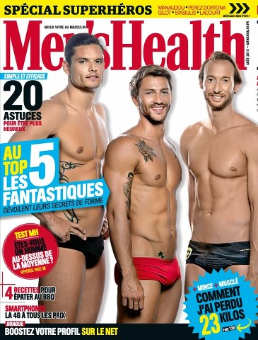 Men's Health 77 - Aout 2015