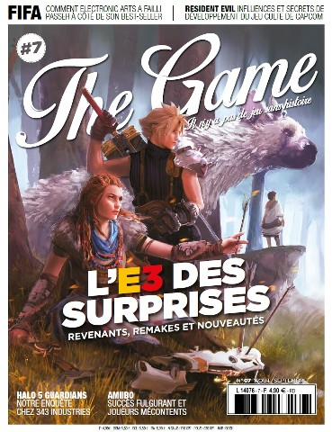 The Game - Aout-Septembre 2015