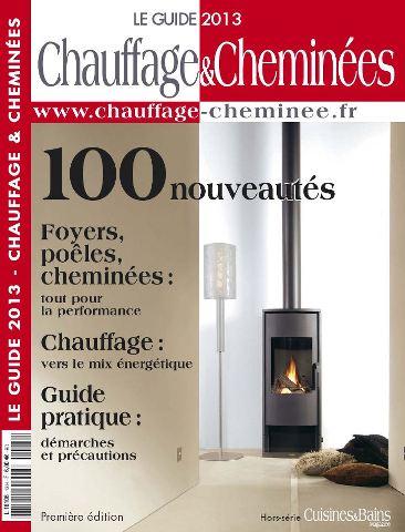 Cuisines et Bains Hors Série 13 - Guide Chauffage & Cheminées