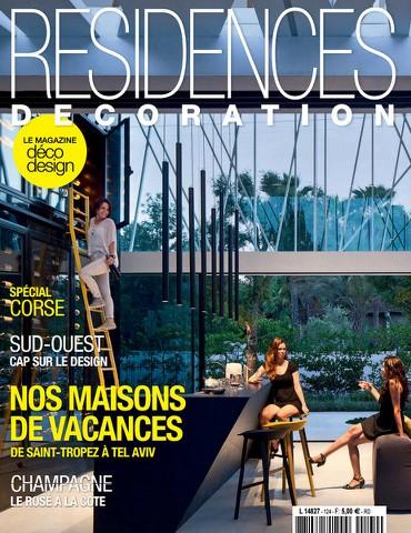 Residences Decoration - Juillet/Août 2015