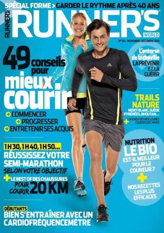 Runner's World 50 - Novembre-Décembre 2014