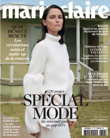 Marie Claire France - Septembre 2015