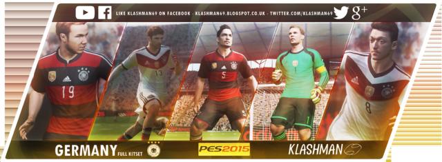 Download Germany National Team Kitset update