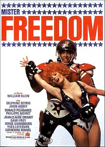 QE9KmB William Klein   Mr. Freedom (1969)