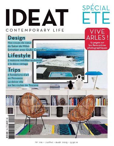 IDEAT 116 - Juillet-Aout 2015