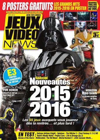Jeux Video News 10 - Eté 2015