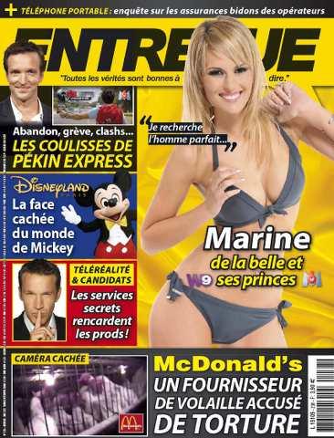 Entrevue - Mai 2012
