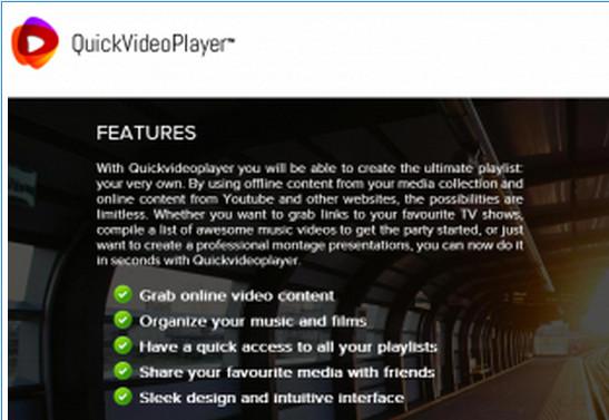 QuickVideoPlayer Ogłoszenia