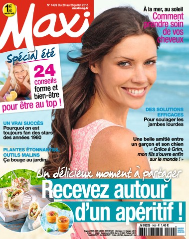 Maxi 1499 - 20 au 26 Juillet 2015