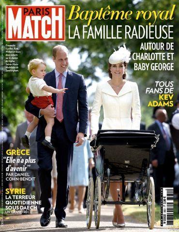 Paris Match 3451 - 9 au 15 Juillet 2015