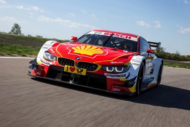 BMW SHELL DTM 2015 nurburgring green hell Jens Marquardt  n8thG