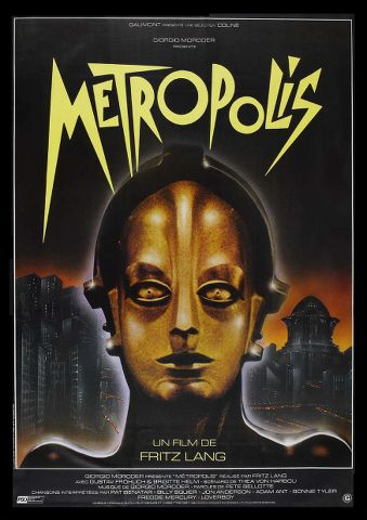 ZKgUlu Fritz Lang   Metropolis [Full Version 2010] (1927)
