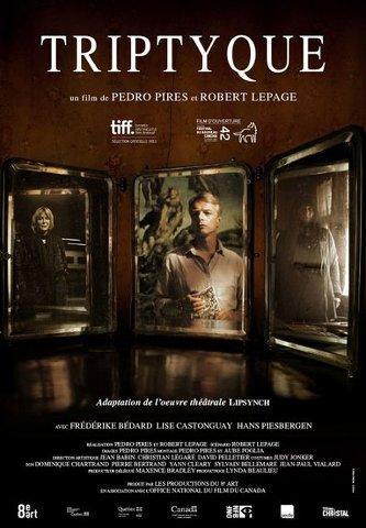ZQ75j2 Robert Lepage & Pedro Pires   Triptyque (2013)