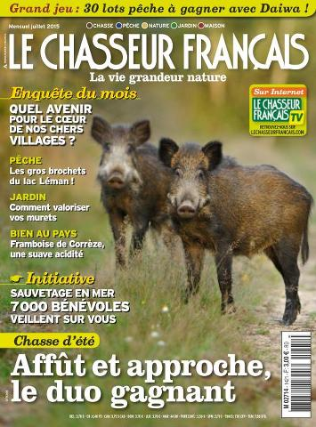 Le Chasseur Français – Juillet 2015