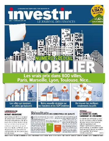 Investir - 8 Août 2015